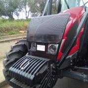 Protección tractor